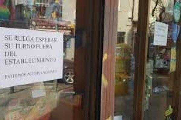 Condiciones para la apertura de establecimientos y locales comerciales. Medidas higiénico-sanitarias y salud laboral.